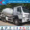 10荷車引きのSinotruk 371HP 10cbmの具体的なミキサーのトラック