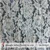 Tissu de coton de la Dentelle de fleurs pour la vente (M2123)