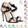 Mujeres Sexy &Zapato sandalias de verano