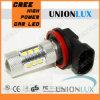 luzes de névoa CREE+Epistar de 80W H11 para todo o Vehical Ux-7g-H11W-Crep-80W