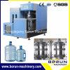 Botella semi automática de 5 galones que hace el proceso de la máquina del ventilador