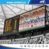 P16mm LEIDENE van de Sport/van het Stadion van de LEIDENE Raad van de Score Vertoning