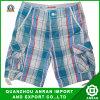 Mulit Pocket Cargo Shorts del Men del cotone per Casual Sport (HL-668C)