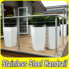 床-取付けられたStainless Steel Cable Railing Balustrade