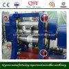 Máquina de borracha do calendário do rolo de CE&ISO 3