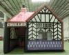 Mini tiendas inflables impermeables del Pub/de la barra para la venta