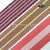 高品質CottonおよびPolyester Striped Webbing