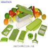 Резец Veggie лука овощей спирали еды плодоовощ моркови кухни спиральн