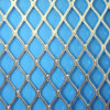 Decorationのための平らなDiamond Expanded Wire Mesh