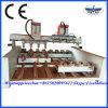 실린더 로마 란 또는 층계 란 또는 가구 다리를 위한 Speifical 실린더 CNC 조각 기계 CNC 대패 기계 3D CNC 대패