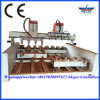 Маршрутизатор CNC машины 3D маршрутизатора CNC гравировального станка CNC цилиндра Speifical для цилиндра/римских колонок/колонок лестниц/ног мебели