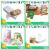 Bolsos del almacenaje de congelador del envasado de alimentos fresco de HDPE/LDPE