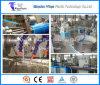 El PVC reforzado de la línea de extrusión de tubo de aspiración / Creación de la máquina Línea de producción /