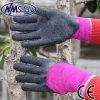 Nmsafety 10 перчаток латекса датчика покрытых работая