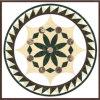 Azulejo de suelo Polished cristalino de la porcelana de Medio Oriente