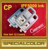 Los depósitos de tinta compatible con la IFP-701 para la impresora Canon Imageprograf IPF8000
