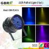 Diodo emissor de luz PAR64 por muito tempo/tampa curta (GBR-3003)