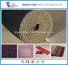 Estera anti impermeable del suelo del coche de la estera/PVC del amortiguador de la bobina del PVC del resbalón