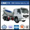 9m3 HOWO Concrete Mixer Truck/Cement Mixer