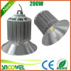 Diodo emissor de luz High Bay Light de Shenzhen Factory COB Bridgelux Chip 200W