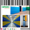 Haltbares Plastik-ABS Schließfach für ändernden Raum
