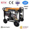 conjunto de generador diesel portable 2kw/3kw/5kw