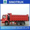 10販売のための荷車引き371HP 6X4の構築のダンプトラック