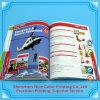 L'impression de catalogue originale la meilleur marché de brochure polychrome de catalogue