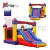 Castelo inflável comercial do Bouncer de /Moonwalk da casa do salto do castelo