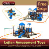2014 New plastique attractions pour enfants Aire de jeux extérieure pour Park (X1221-4)