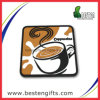 Coaster Fuente de la fábrica de PVC blando personalizado taza de té (PC0004)