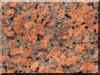 Tegel van het Graniet van de esdoorn de Rode