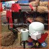 家畜はわらの包装機械を入れる