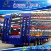 16m Three-Axle Heavy Duty de Panel Plano Lowbed LAT9406semi remolque (TDP)