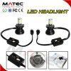 Haut Lumin High Low Beam Phare LED 40W 80W 8000lm 4 Side COB Chip