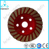 Concrete를 위한 터보 Cup Diamond Grinding Wheel