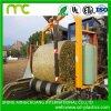 Pellicola dell'involucro di stirata dell'azienda agricola di alta qualità per il fieno e l'erba dell'involucro