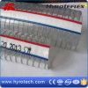 Tuyau renforcé coloré de fil d'acier de PVC