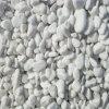 Weißer runder Kiesel-Stein-Großverkauf für Garten