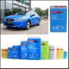 L'automobile de prix usine tournent la peinture en cristal bleue de voiture de la perle 1k