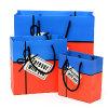 Bolsas de papel con su propia insignia y bolsas de papel de Brown Kraft