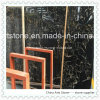 Zwarte/Grijze Chinese Goedkope Marmeren Plak voor de Tegel van de Muur