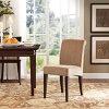 装飾された椅子の綿のリネンビロードのリクライニングチェアの椅子