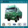 貨物トラックのSinotruk HOWO 8X4 12の車輪の塀の棒のトラック