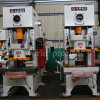 Metal que carimba a imprensa de potência excêntrica da máquina de perfuração de Jh21 160ton