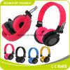 Jugador del TF MP3 y auricular estéreo sin hilos de radio de FM Bluetooth