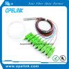 Gpon, divisore ottico del PLC 1X2/4/8 della fibra di telecomunicazione di Epon