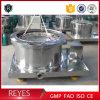 Saco da placa que levanta o centrifugador superior da descarga