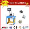 Jp pequeña máquina de equilibrado para el ventilador centrífugo Ventilador Axial Ventilador de plástico