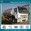 12-speculant HOWO 25000L de Tankwagen van het Vervoer van de Olie